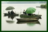 Eijsden - vissers in de Eijsder Beemden