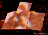 Les notes magiques...