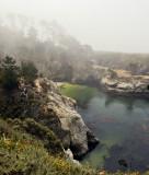 Fog at China Cove