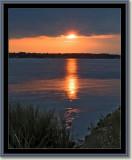 Niagara River Sunset