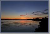 Sunset over Niagara