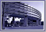 Rainbow bridge toll & customs check point