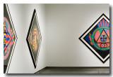 ...Robert Indiana exhibit at the Portland Art Institute...