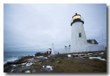 ....head out for Pemaquid Light to try ....
