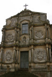 Caltagirone,great church-front,Sicily