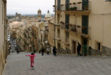 Caltagirone;steps not only for children..