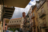 Castelbuono; Attention balconies!!