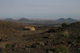 Monte Etna,lava fields