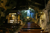 Santuario Santa Rosalia,church in a cave,Sicily