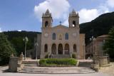 Santuario di Gibilmanna,place of pilgrimage,Sicily