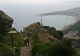 Taormina,up to the castello