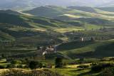 hills near Enna