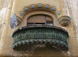 Art Nouveau in Timisoara(Temesvar),Romania