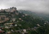 Castelmola on the rock