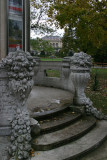 Wetterhaus im Stadtpark