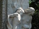 beim Joh.Strauss Denkmal