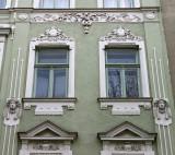 Fassade im 16.Bez