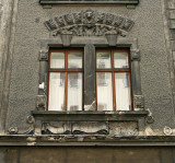 desolate Fassade