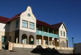 Lüderitz,nahe Felsenkirche