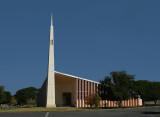 Modern Church Architecture in Namibia