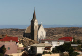 Lüderitz,Felsenkirche