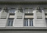 Art Nouveau,Fassadendetails