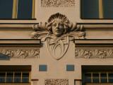 Art Nouveau.Detail