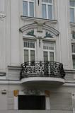 Art Nouveau,Balkon