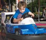 Oliver: First Racing Cars