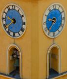 Twin Clocks