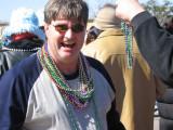 Casey at Parade