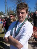 Frieder at Parade