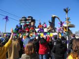 Mardi Gras Parade in Pass Christian