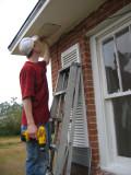 Greg Installing Vents