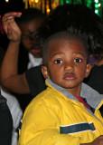 Mardi Gras Young Boy