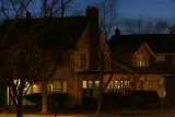 Bellvue and Radcliff at Night