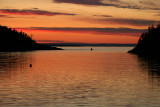 Coucher de soleil_Parc du Bic_Sunset
