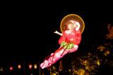 Magie des lanternes Jardin Botanique de Montreal