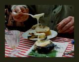 Camembert grillé