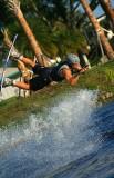 Waterskiing at Quiet Waters Park