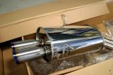 ARQRAY E46 Titanium Tail