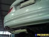 ARQRAY Catback on E90
