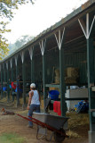 More stables.