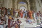 Musei Vaticano (35) Stanza della Segnatura.