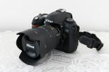 Nikon D70 - SOLD 6/21/2008
