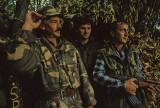 Ustashi u Njemackoj, Kommunisti na vlasti, i pravi Hrvati su na prvoj liniji.