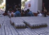 Water from Budweiser