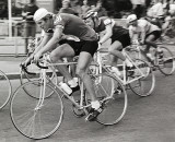 John Howard in Olympic road race, Munich '72