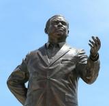 Errol Barrow's Statue