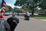 Patriot Guard - Cpl Chao Welcome Home